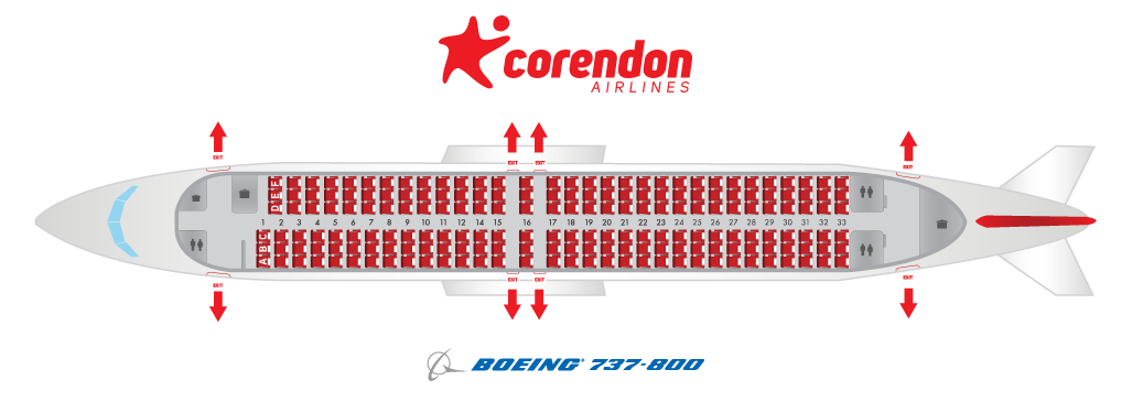 Corendon Airlines Antalya Germany Netherlands Cheap